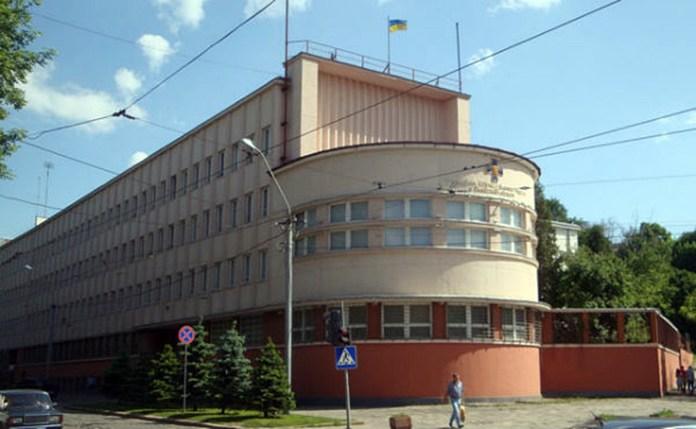 Приміщення колишнього управління НКВД МҐБ КҐБ (вул. Вітовського 55