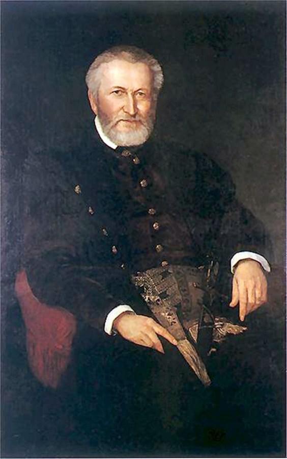 Генрик Родаковський «Портрет Леона Сапіги» (1878)