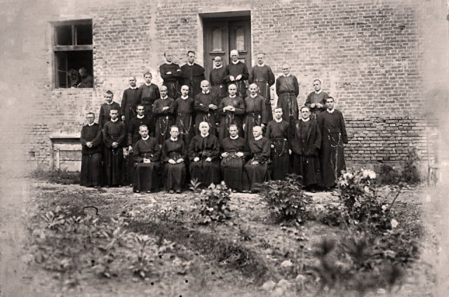 Спільнота редемптористів на Голоску. 1945 – 1946 рр.