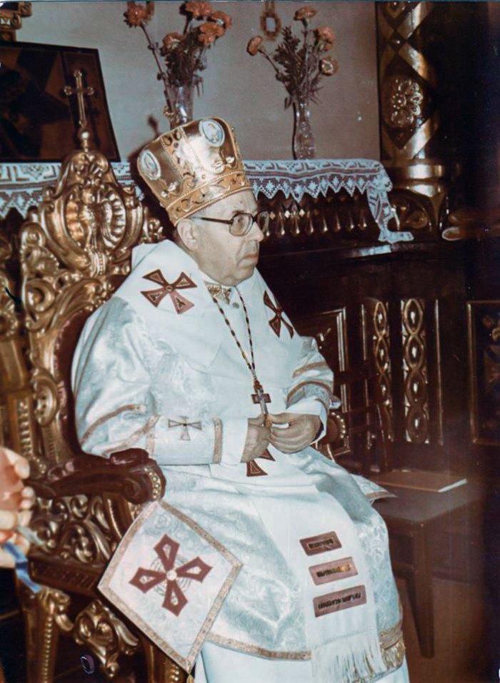 Владика Филимон Курчаба – протоігумен Львівської віце-провінції у 1950 – 1990 рр. Початок 1990-х рр.