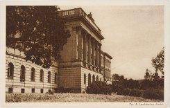 Головний корпус НУ «Львівська політехніка». Фото 1937 року Адама Ленкієвича