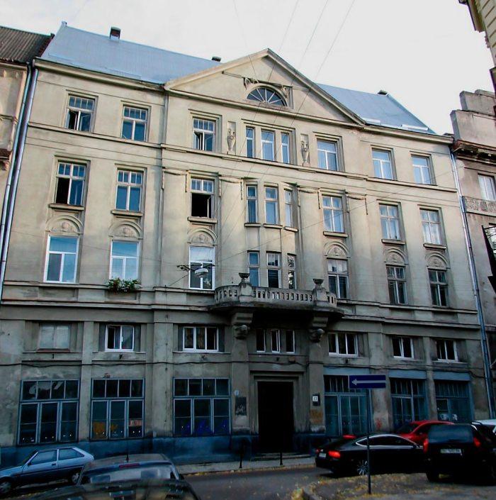 Будинок Педагогічного товариства у Львові