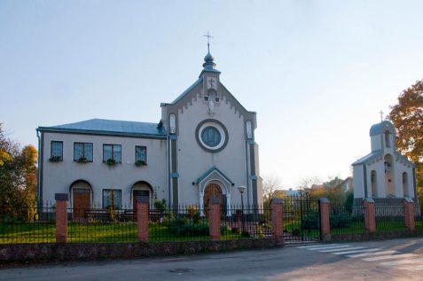 Церква Успіння Пресвятої Богородиці в м. Дубляни