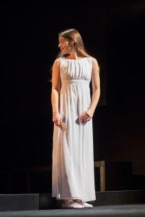 Сцена з вистави «Ромео і Джульєтта» Першого українського театру для дітей та юнацтва.