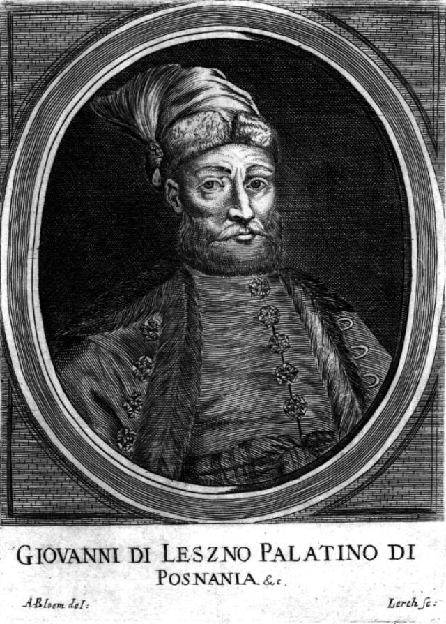 Ян Лещинський. Фото з https://uk.wikipedia.org