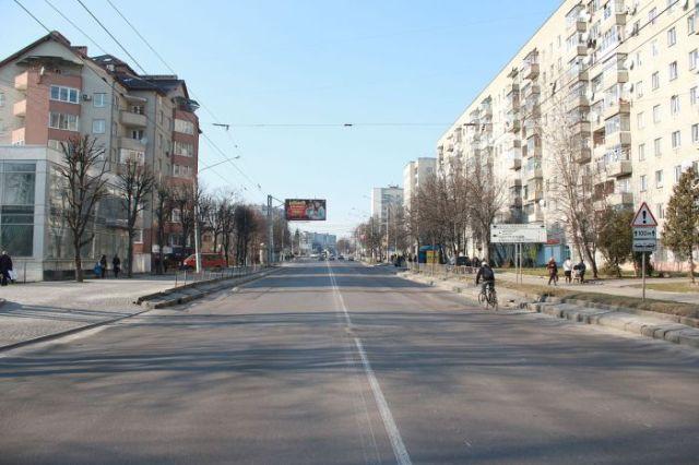 Вулиця Виговського у Львові. Фото з https://uk.wikipedia.org