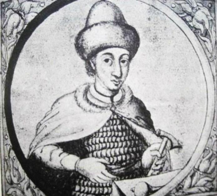 Гетьман Юрій Хмельницький (о. Гедеон). Фото з https://uk.wikipedia.org