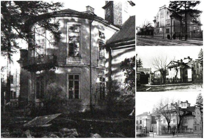 Палацик Замойських, або Львів, якого уже немає