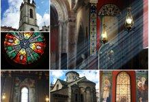 Таємниці вітражів Вірменського собору у Львові