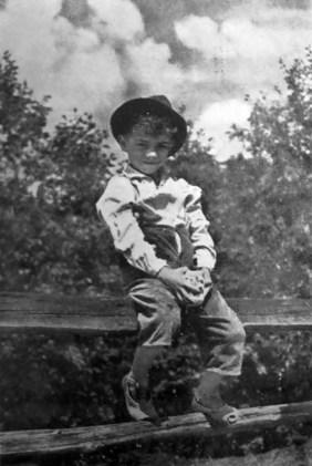 Лідія Оробець. Малий Николка, кін. 1930-х рр. (Світло й Тінь. – 1939. – Ч. 4)