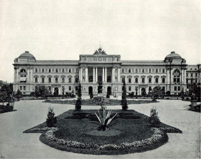 Львівський університет у 30-ті роки. Фото: uk.wikipedia.org