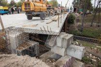 Реконструкція шляхопроводу на вул. Городоцькій у Львові, фото 21 жовтня 2016 року