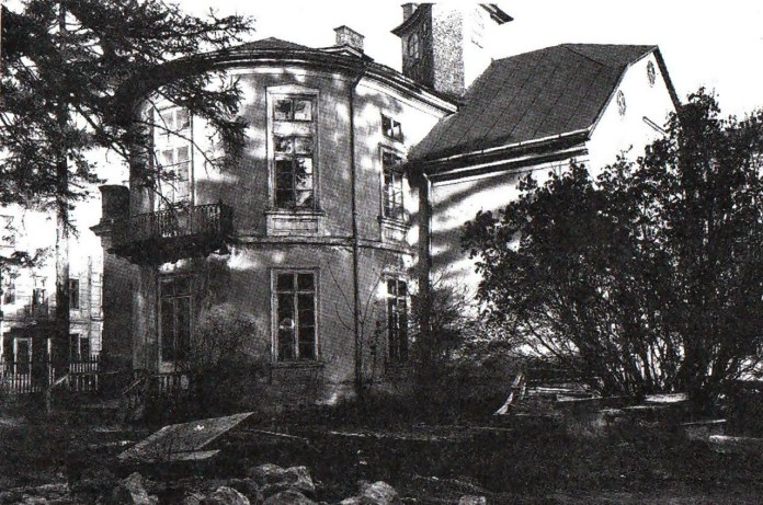 Палацик Замойських, поч. ХХ ст.