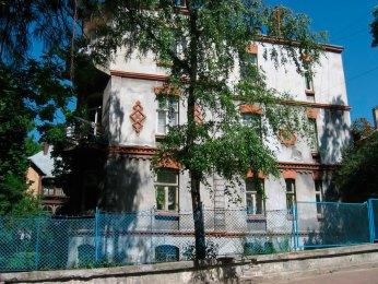 Колишня вілла по вул. І. Котляревського, 4. Фото: Анастасія Нерознак