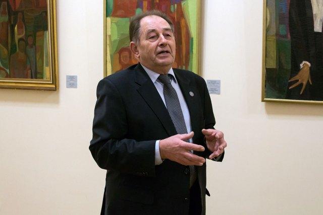 Генеральний директор Національного музею у Львові ім. Андрея Шептицького Ігор Кожан