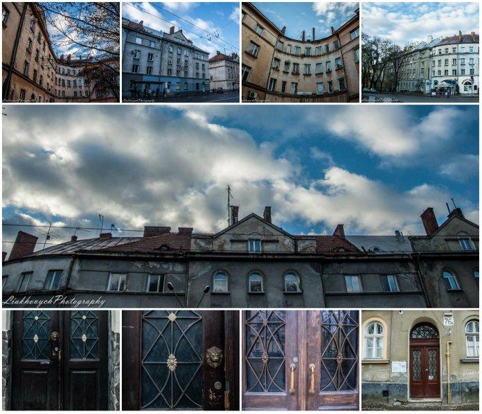 В нетрі львівського функціоналізму. Дешево – не означає некрасиво, або естетика півкруглих будинків на Стрийській