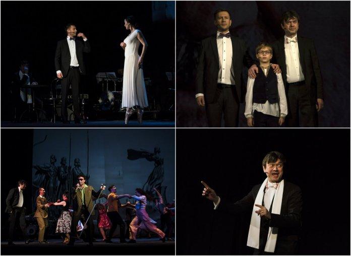 «Крила. Вечір з Богданом» – щиросердна розмова з легендою в Театрі імені Марії Заньковецької