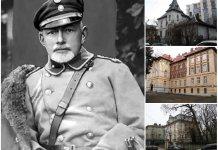 Людвік Балдвін-Рамулт: хотів стати військовослужбовцем, став архітектором