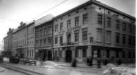 Споруда готелю «Краківський» до перебудови, 1890-ті рр.