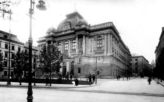 Промисловий музей, фото 1920-х рр.