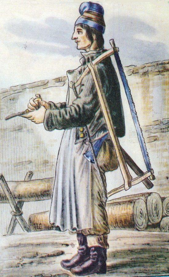 Львівський дроворуб