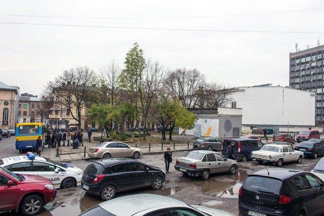 Площа Св. Теодора, 2016 р.