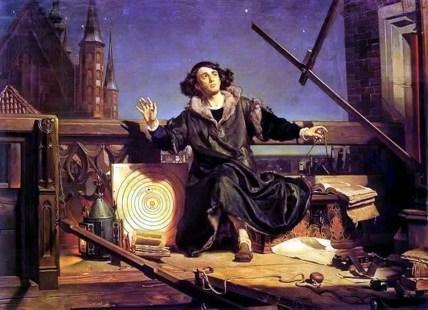 «Микола Коперник» роботи Яна Алоїзія Матейка
