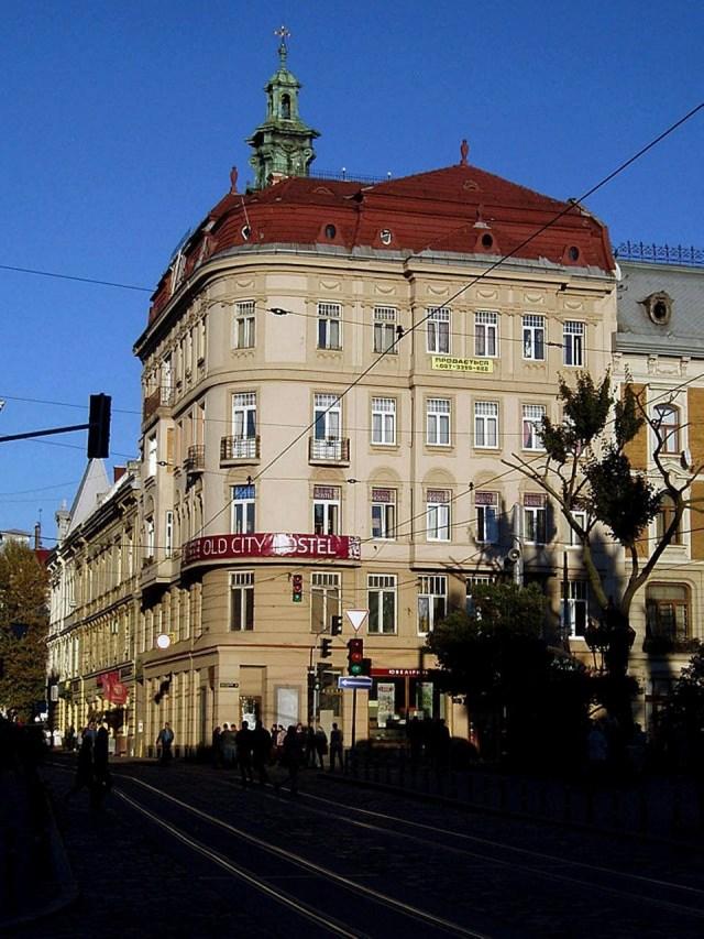 Будинок на вулиці Памви Беринди №3