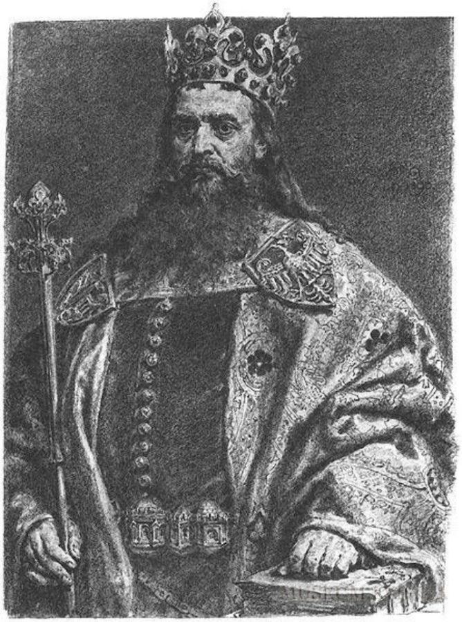 Король Казимир ІІІ. Фото з https://uk.wikipedia.org