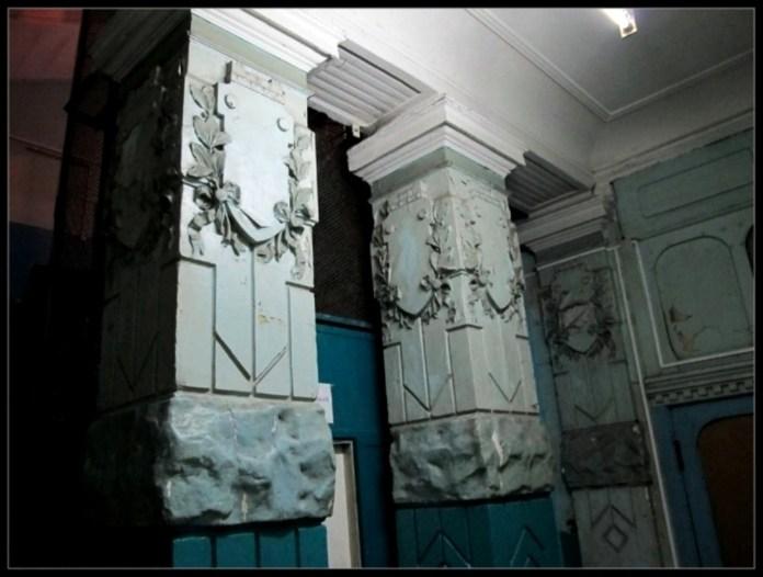 Внутрішній декор споруди