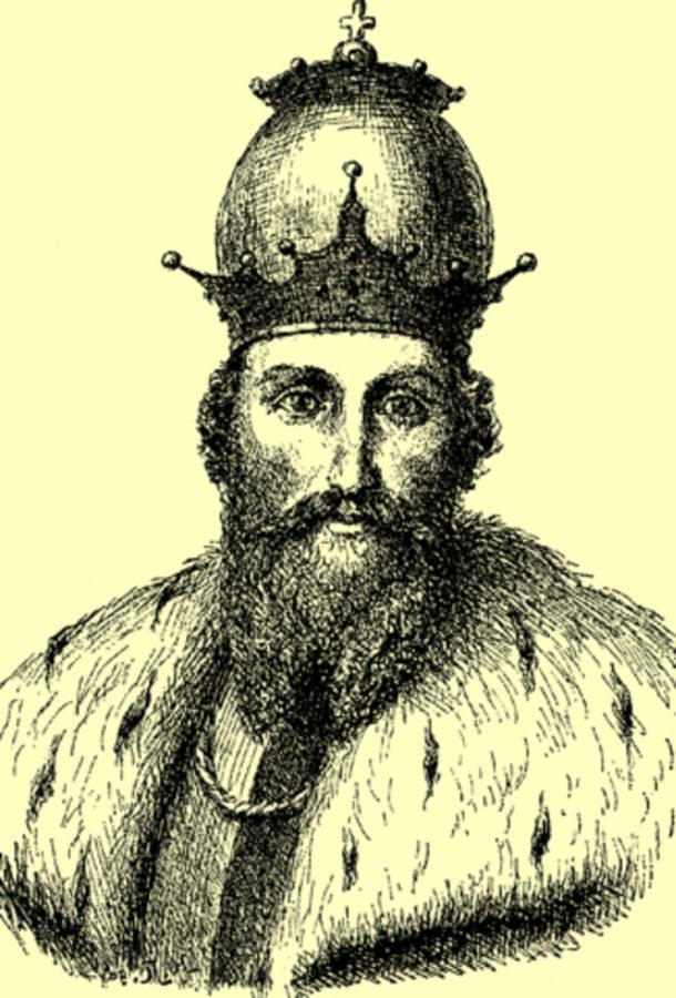 Король Данило. Фото з https://photo-lviv.in.ua