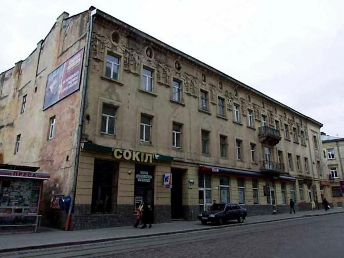 Житловий прибутковий будинок на вул. Городоцькій №67