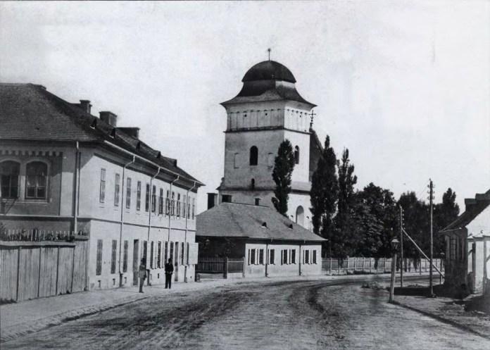 Храм Параскеви. Фото 1861-1871 рр.