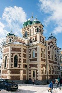 Церква Св. Георгія у Львові, 2016 р.