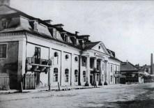 Казино Гехта. Фото 1861-1871 рр.