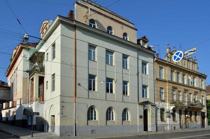 Будинок товариства Сокіл IV у Львові по вул. Личаківській, 99