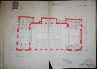 Поверховий план Великої зали