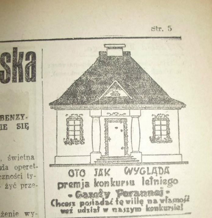 """""""Gazeta Poranna"""". Вілла. Фото Є. Гулюка"""