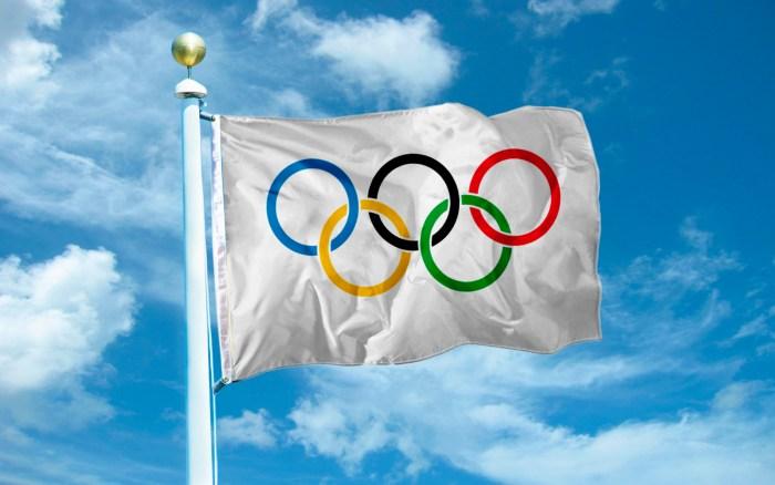 Олімпійські кільця. Фото http://zik.ua