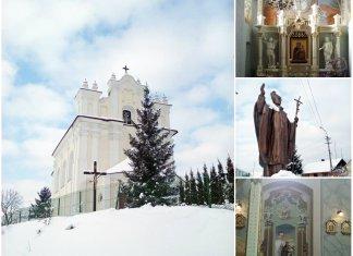 Костел Пресвятої Трійці в Івано-Франковому – пам'ятка, що збереглася крізь віки