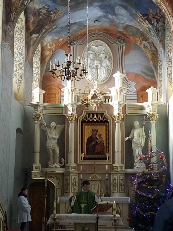 Матір Божа Янівська. Фото Хлян І.