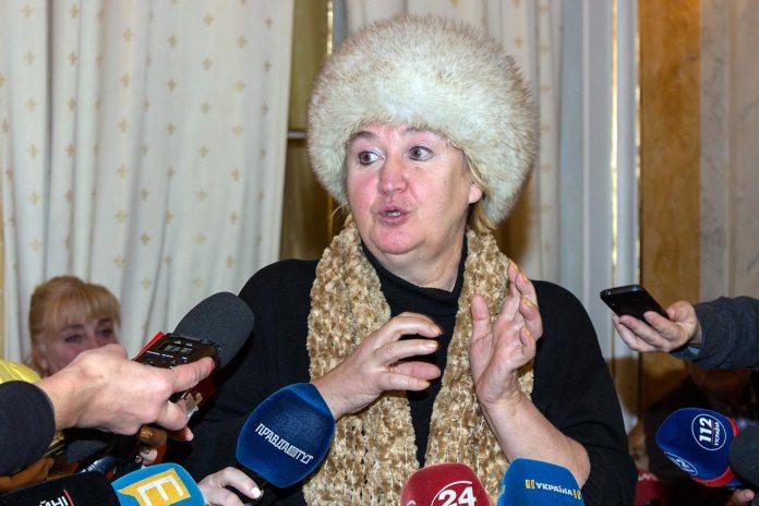Завідувачка відділом Музей мистецтва давньої української книги Лариса Спаська