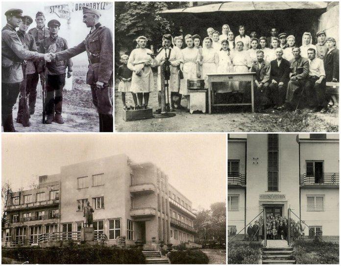Надії та розчарування, або Трускавець в 1939-1945 роках