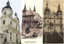 Церква Архистратига Михаїла, або як ченці кармеліти свій храм будували