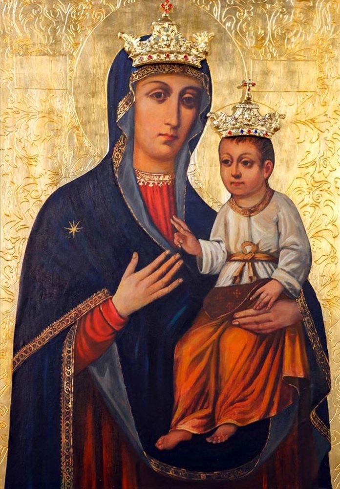 Чудотворний образ Матері Божої Янівської
