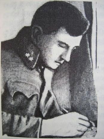Січовий стрілець і письменник Роман Купчинський. Джерело: https://upload.wikimedia.org