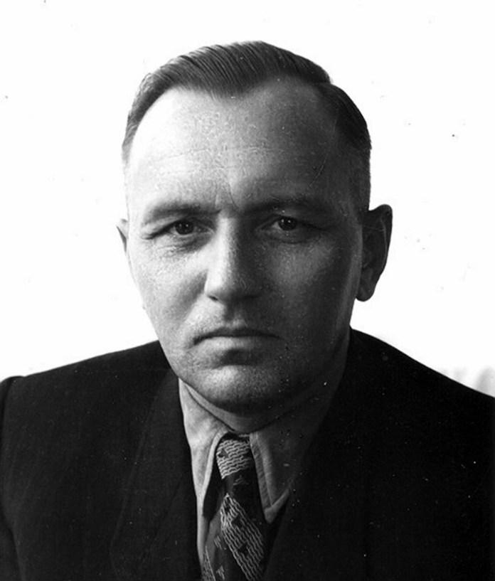 Василь Кук після виходу з ув'язнення (1960). Архів ЦДВР.