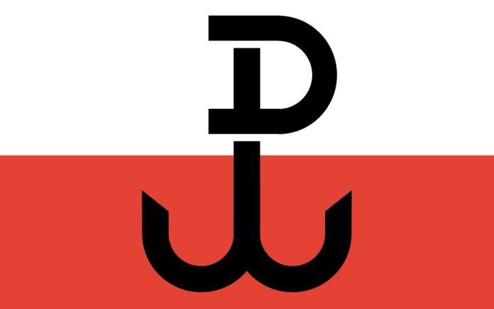 Символ нескореної Польщі, широко використовується під час Другої світової війни. (Джерело: https://uk.wikipedia.org)