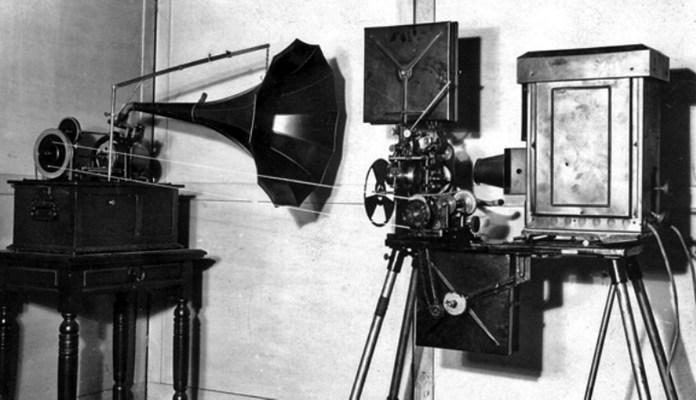 Кінетофон Томаса Едісона зразка 1913 р.