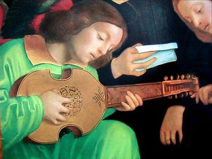 Віуела або гітара до мано